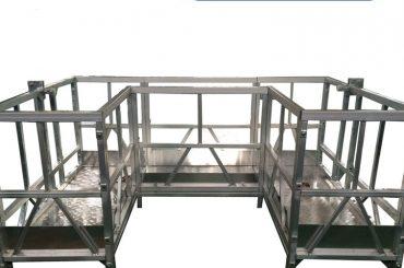platformă de lucru suspendată de înaltă rezistență cu bandă u