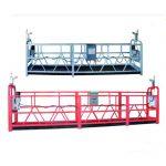 fabrica de vânzare fereastră de sticlă platforma de curățare platformă macara