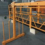 o singură fază suspendată cablu de cablu 800 kg 1,8 kw, viteză de ridicare 8 -10 m / min